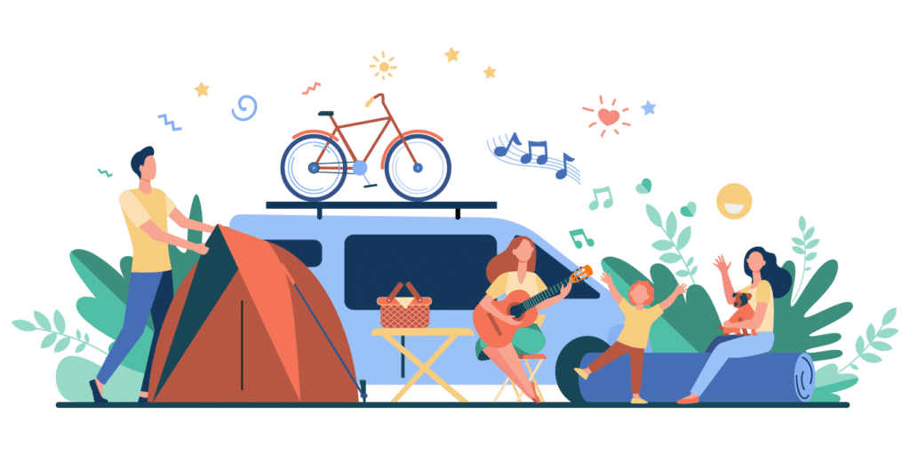 Une gestion de camping efficace avec l'envoi de SMS