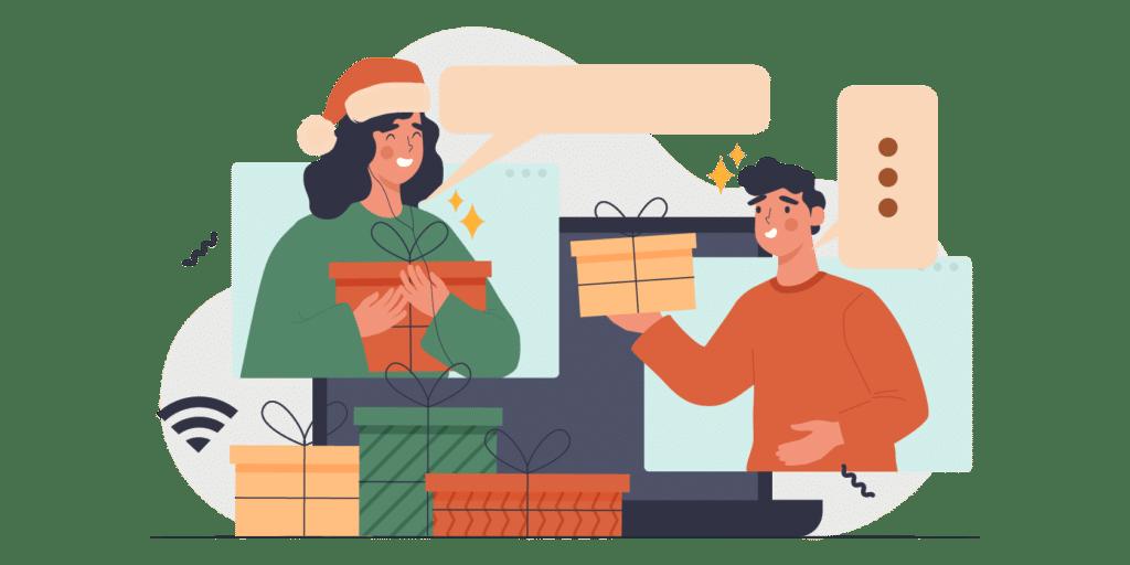 Noël c'est bientôt, planifiez vos envois de SMS commerciaux !