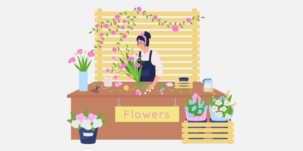 Des envois groupes de SMS pour de beaux bouquets